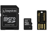 Kingston Micro SD/8GB Multi-Kit