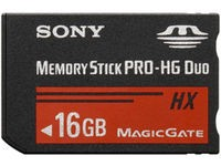 Sony MS PRO-HG DUO HIGH SPEED 16GB