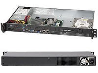 Supermicro Black SC503L with 200W