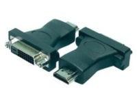 LogiLink HDMI Adap HDMI male - DVI-D