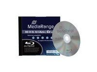 MediaRange BD-R DL 50GB 6x, 1-pack