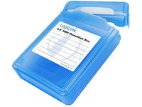LogiLink HDD Protection Box, Blue