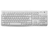 Logitech K120 Keyboard, German