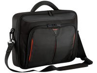 Targus Classic+ Clamshell, Black/Red