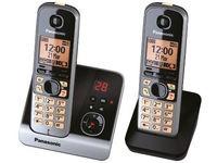 Panasonic KX-TG6722 DUO BLACK
