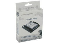 "LC-POWER HDD FRAME 3,5""->2x2,5\"" HDD/SSD"