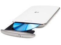 LG ext Slim USB 8x white
