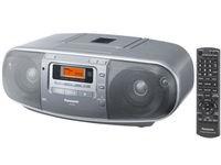 Panasonic RX-D 50 AEG-S silver