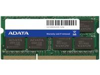 ADATA 4GB DDR3 SO DIMM 1333 512x8