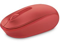 Microsoft WL Mobile Mouse 1850 - RED