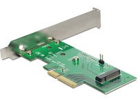 Delock PCIe 3.0 to M.2 (NGFF) incl LP