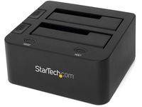 StarTech.com USB 3.0 DUAL SSD/HDD DOCK
