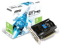 MSI GF N740-2GD3 2GB DDR3 PCI-E