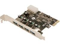 LogiLink PCIe 4x USB 3.0