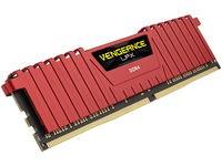 Corsair Vengeance LPX 8GB (1x8GB) Red