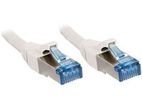 Lindy Cat6A S/FTP PIMF LSOH Wht