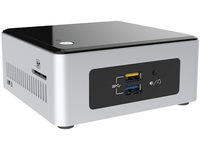 Intel NUC5CPYH (Celeron N3050) inkl.