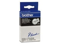 Brother Gloss Lami 12mm, Black/Clear