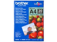 Brother Premium Glossy A4 Photo 20 she