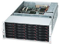 Supermicro Black 4U SC847 LP w/