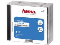 Hama 1x5 Standard CD Double