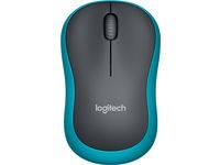 Logitech M185 Mouse, Wireless