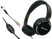 Sandberg Home\'n Street Headset Black