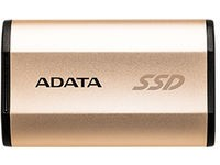 ADATA 256GB SE730 SSD, Gold