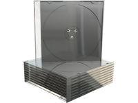 MediaRange CD/DVD Storage Media Case slim