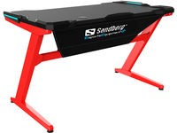 Sandberg Fighter Gaming Desk