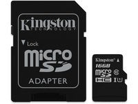 Kingston microsSD 16GB Canvas Select