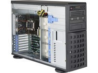 Supermicro 4U /Tower, 920W PS (redundant,