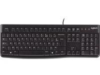 Logitech K120 Keyboard, BE