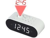 Denver Projection clockradio 2 alarm