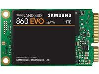 Samsung SSD 860 EVO 1TB mSATA SATA