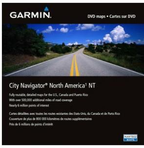 Garmin MapSource NT mSD/SD Canada