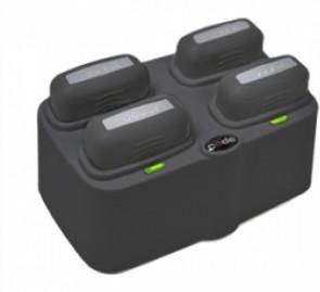Code Quad-Bay B4 Battery Charging
