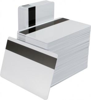 Zebra Z6 White Composite Card