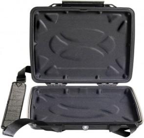 Peli 1075CC HardBack Case Black