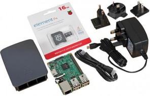 Raspberry Pi Pi 3 Official Starter Kit
