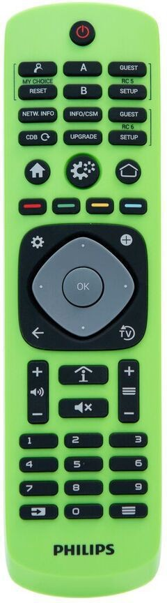 Philips Master Setup Remote Control