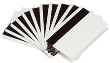 Datacard PVC UltraCard 30mil, 100pcs