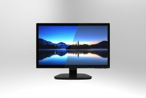 "Hikvision 21,5""  LCD Monitor HDMI cable"