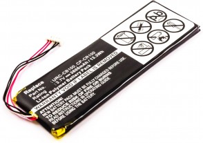 MicroBattery Battery for Remote Control