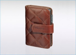 Freecom Brown Leather Luxury Case