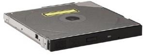 Hewlett Packard Enterprise COMBO DRV 24X SLIM CARBON