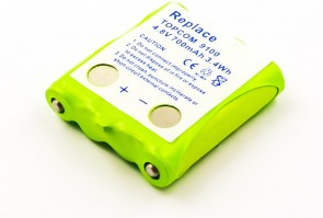 MicroBattery Battery for Two Way Radio