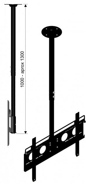 Noname Ceiling Rod