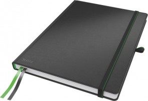 Leitz Notepad Complete A4 Squa Black