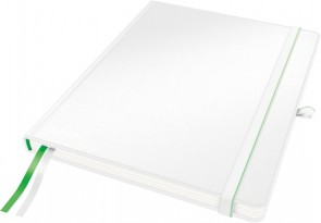 Leitz Notebook Compl. iPadsize SqWhi